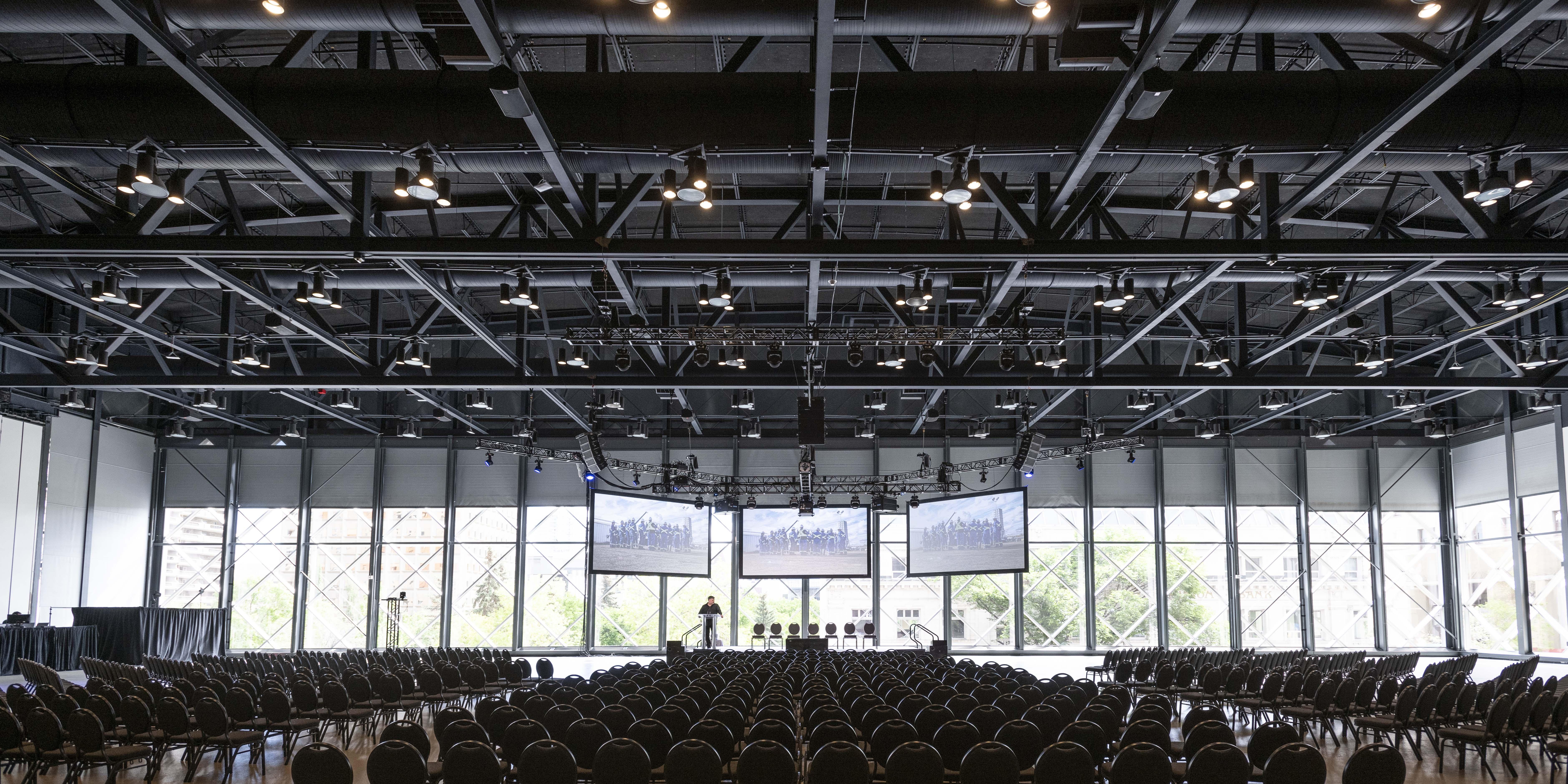 Calgary TELUS Convention Centre announces partnership with Superior Show Service
